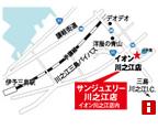 川之江店マップ