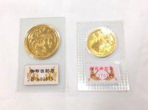 2018.12.14(10万+5万金貨)